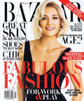 New Anti-age face oil featured in Harpers Bazaar