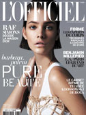 Colbert MD Illumino featured in L'Officiel May 2013