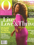 Colbert MD Facial Discs on Oprah Magazine