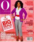 Colbert MD Skin care products featured on Oprah Magazine