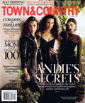 Colbert MD Illumino Face Oil features in Town & Country October 2012