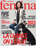 Colbert MD features dics featured on Femina France