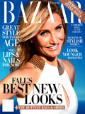 Harper's Bazaar August 2014