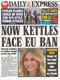 Daily Express September 2014