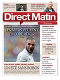 Direct Matin July 2014
