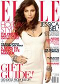 Elle December 2011