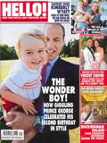 Hello Magazine August 2015