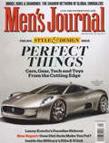 Men's Journal August 2011