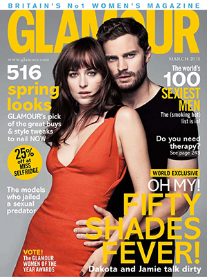 Glamour UK March 2015