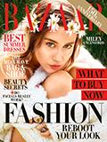 Harper's Bazaar August 2017